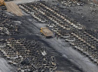 天津港特大爆炸事故系列案件一审宣判